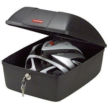 Når den er monteret på klickfix bagagebære eller adapter plade, kan den også anvendes i kombination med side tasker (Citybags, Cita eller Travelbag GTA).