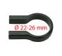 Klickfix Spændebånd Ø22-26mm