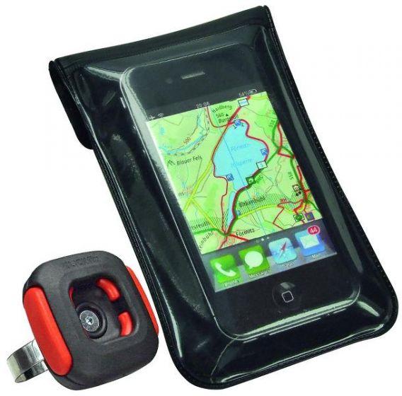 Klickfix Phonebag S regntæt