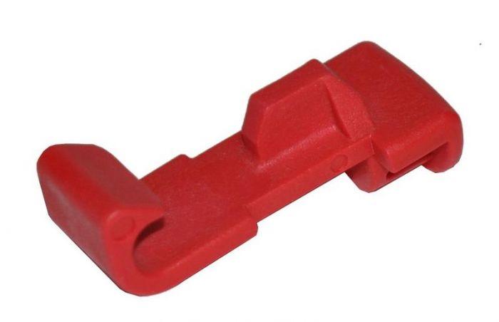 Tryk knap til styr adapter