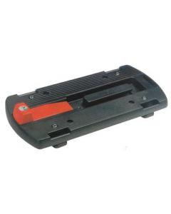 Klickfix adapterplade til bagagebærer