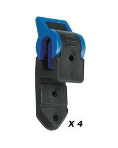 Klickfix Låsekrog Til Side Tasker