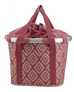Klickfix Reisenthel Taske Diamonds Rouge