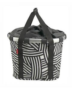 Klickfix Reisenthel Taske Zebra