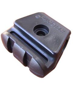 Klickfix Spirallåsadapter Beslag til wirelåsen