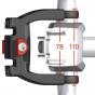 Klickfix styr adapter E-bike