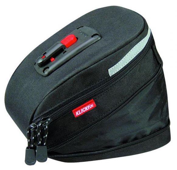 Klickfix Micro 200 Sadeltaske 1,5L - 2L
